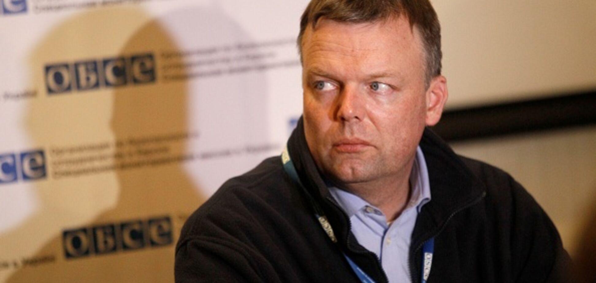 'Налагоджуємо діалог': в ОБСЄ відзвітували про поїздку до ватажка 'ЛНР'