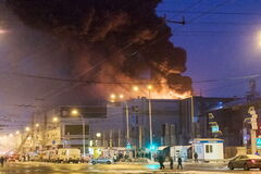 Трагедія в Кемерово