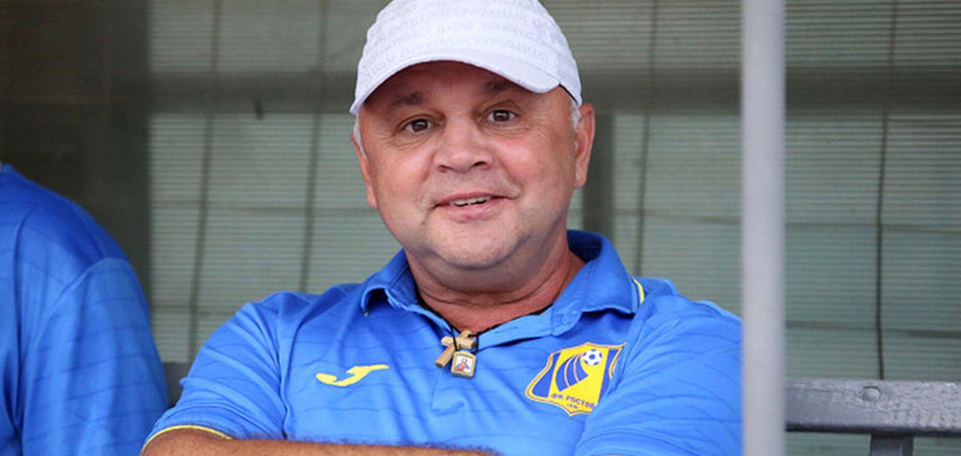 Больше не наливать: украинского тренера поставили на место за восхищение сборной России