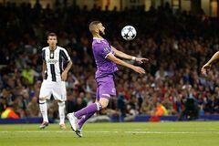 Ювентус - Реал: прогноз букмекерів на чвертьфінал Ліги чемпіонів