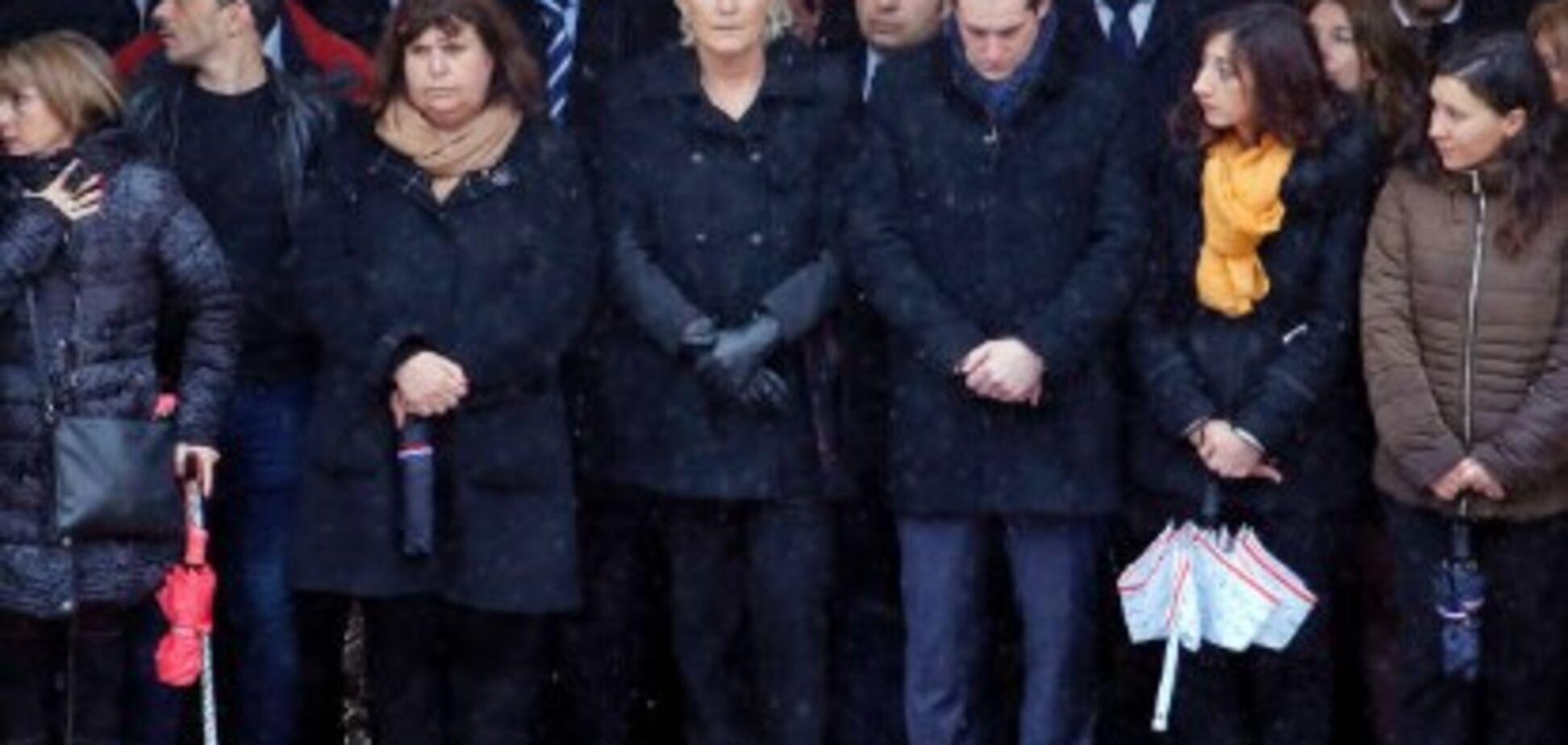 'Нацистка!' Подрузі Путіна влаштували публічну обструкцію
