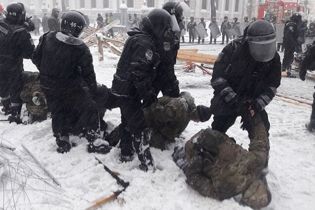 В центре Киева из гранатомета обстреляли ресторан - Цензор.НЕТ 4899