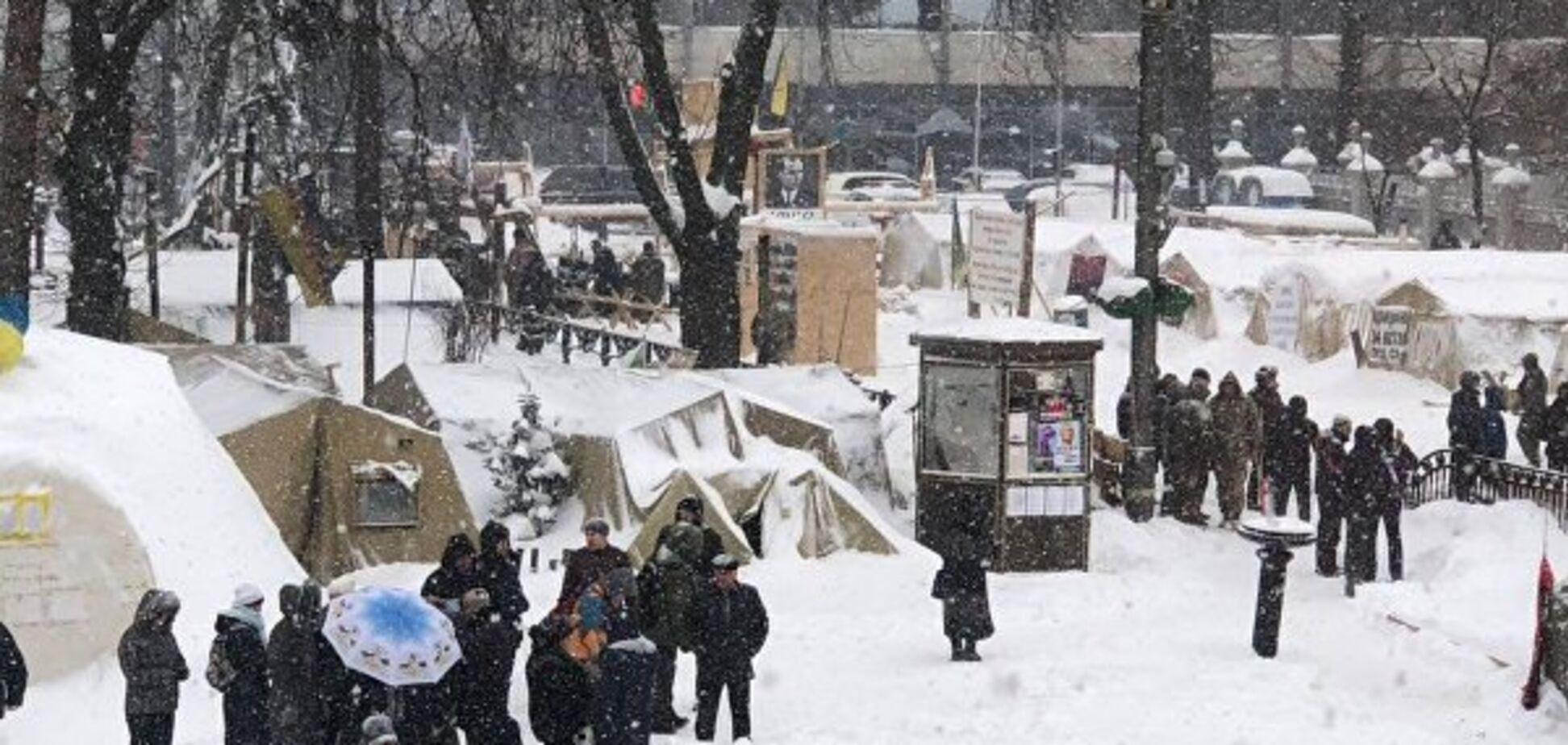 Зіткнення під Радою: у Лутковської розповіли про затриманих