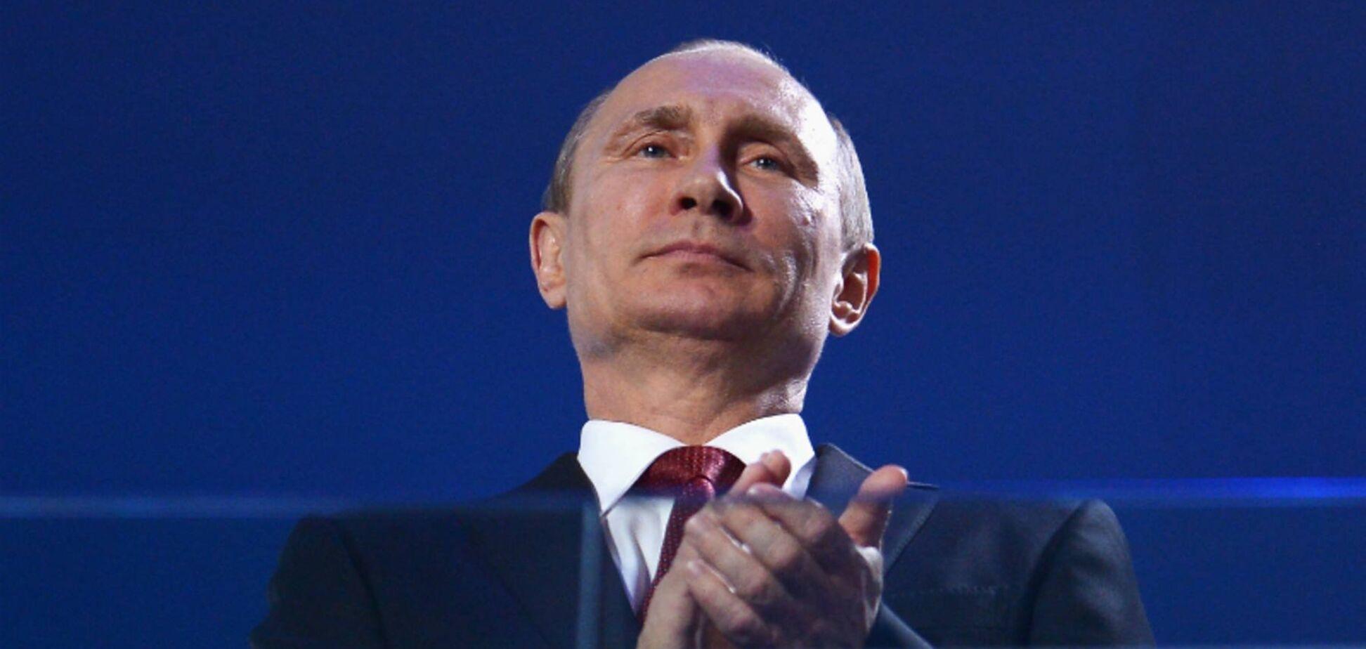 Режиму Путіна пророкують удушення