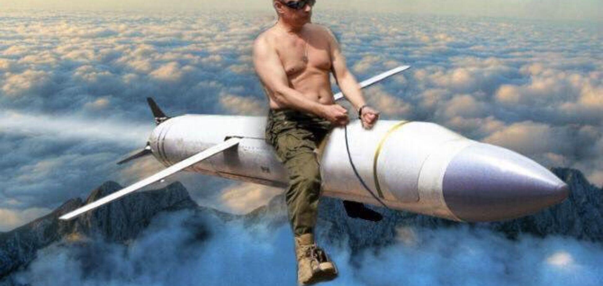'Можно бомбить Воронеж': донецкий блогер поиздевался над ракетой Путина