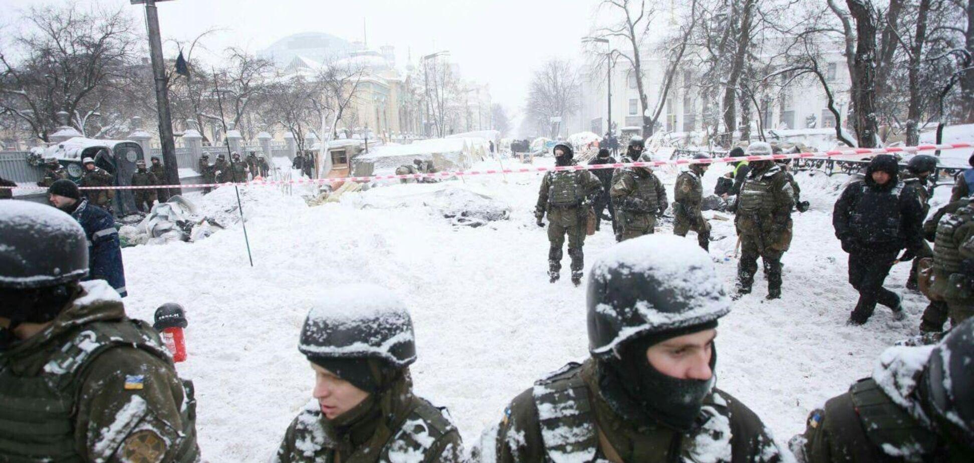 Жирная точка или новый 'Майдан'? Чем аукнется снос палаток под Радой