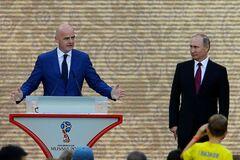 Інфантіно і Путін