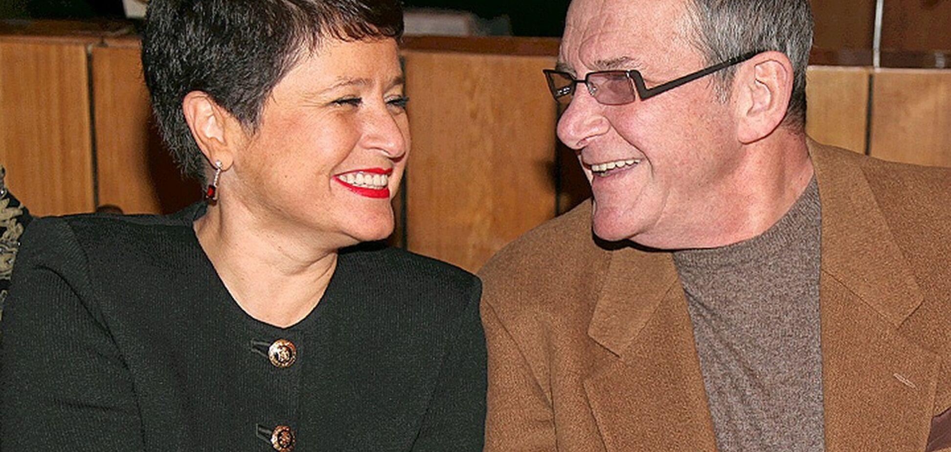 Ирина Млодик и Эммануил Виторгин