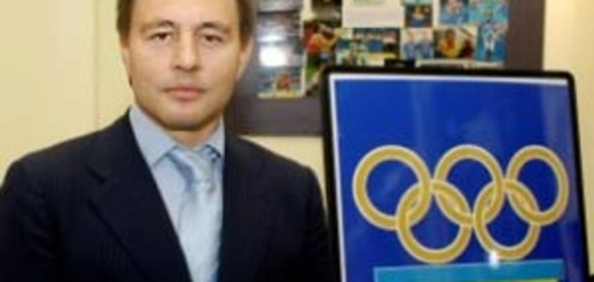 Кисель Вадим поздравил золотых призеров Украины