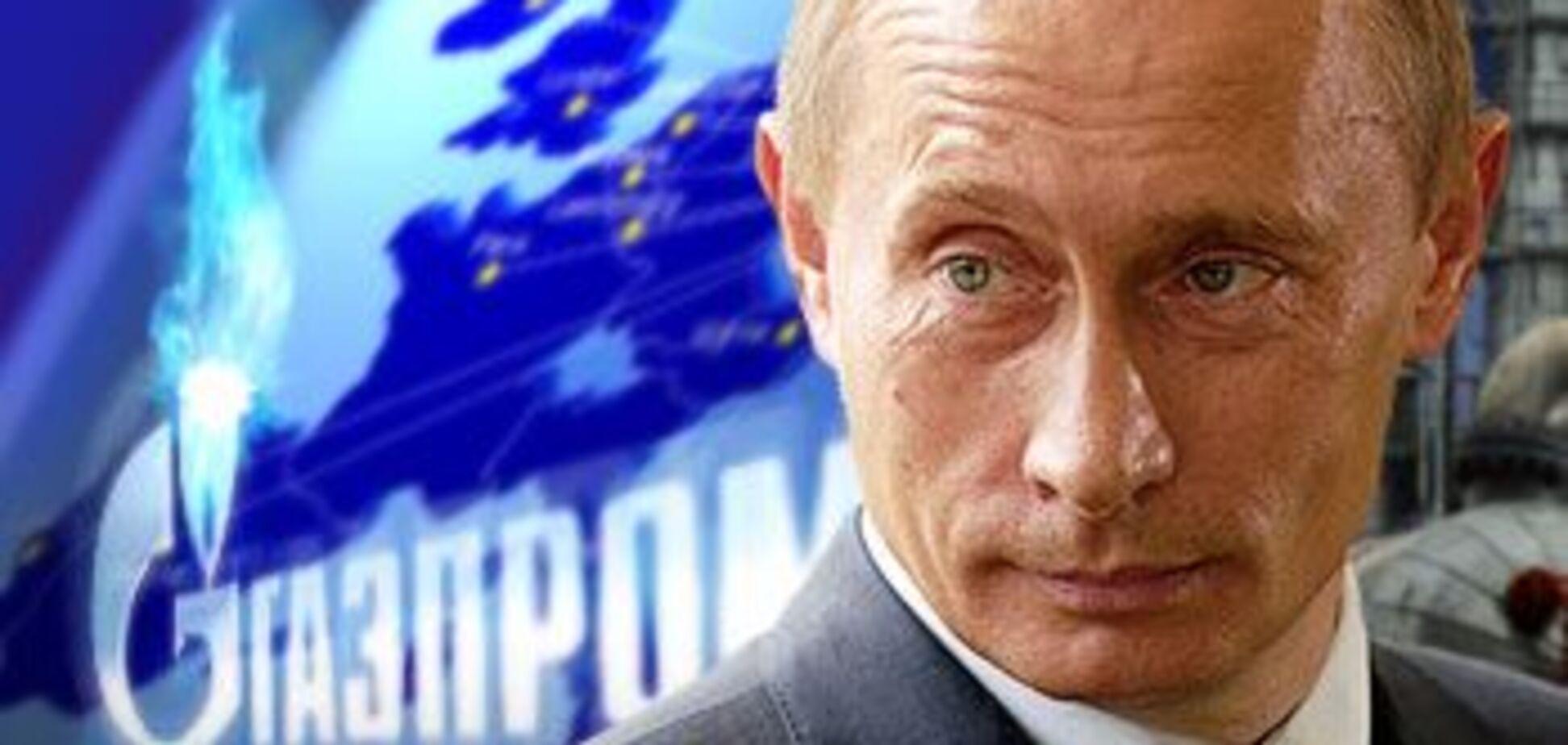 Слова Путіна лукаві: 'Газпрому' рано відкорковувати шампанське