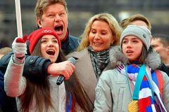 Мітинг 'політичного педофіла' Путіна викликав гнів у російських уболівальників