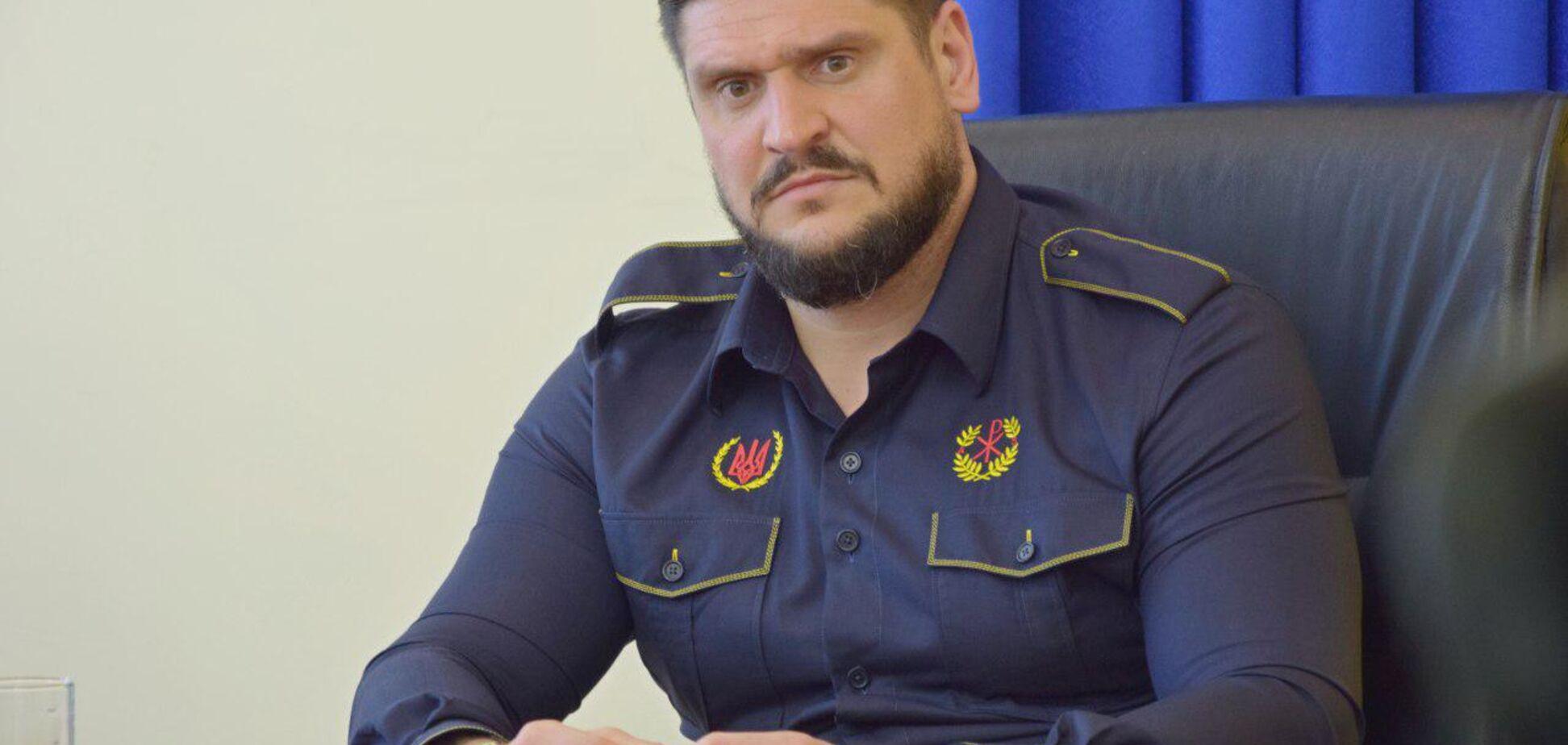 Самогубство Волошина: губернатор Савченко попросився відсторонити його