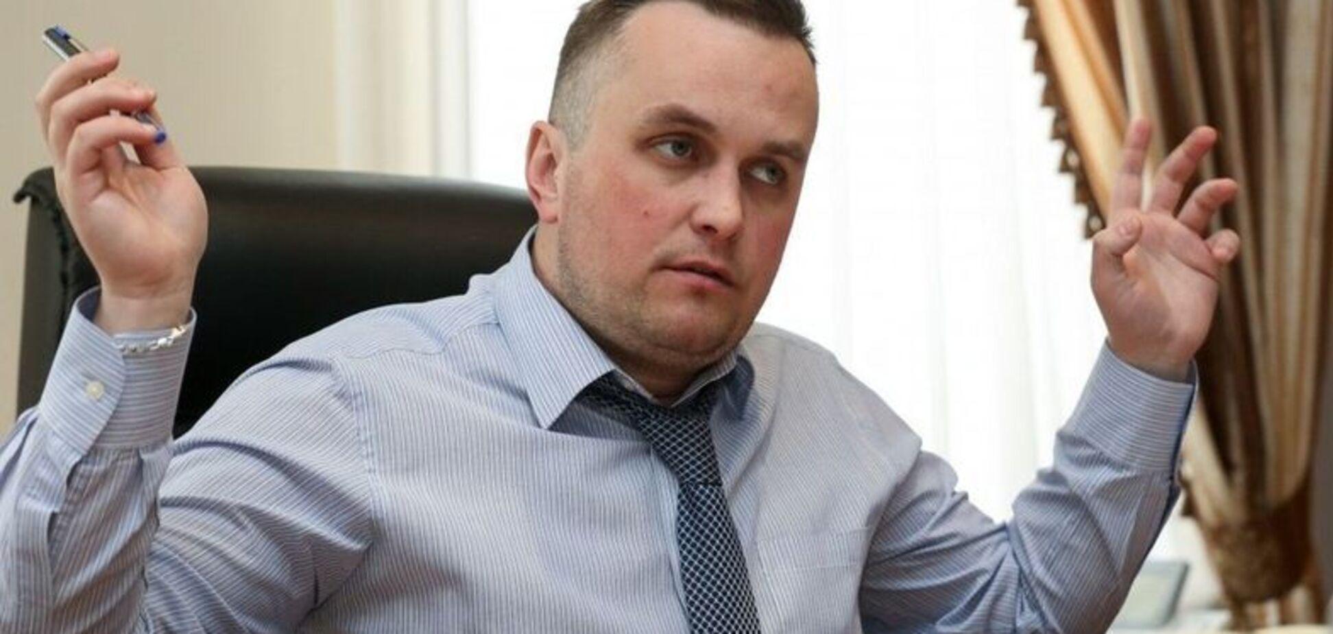 Холодницький прокоментував звинувачення в свою сторону