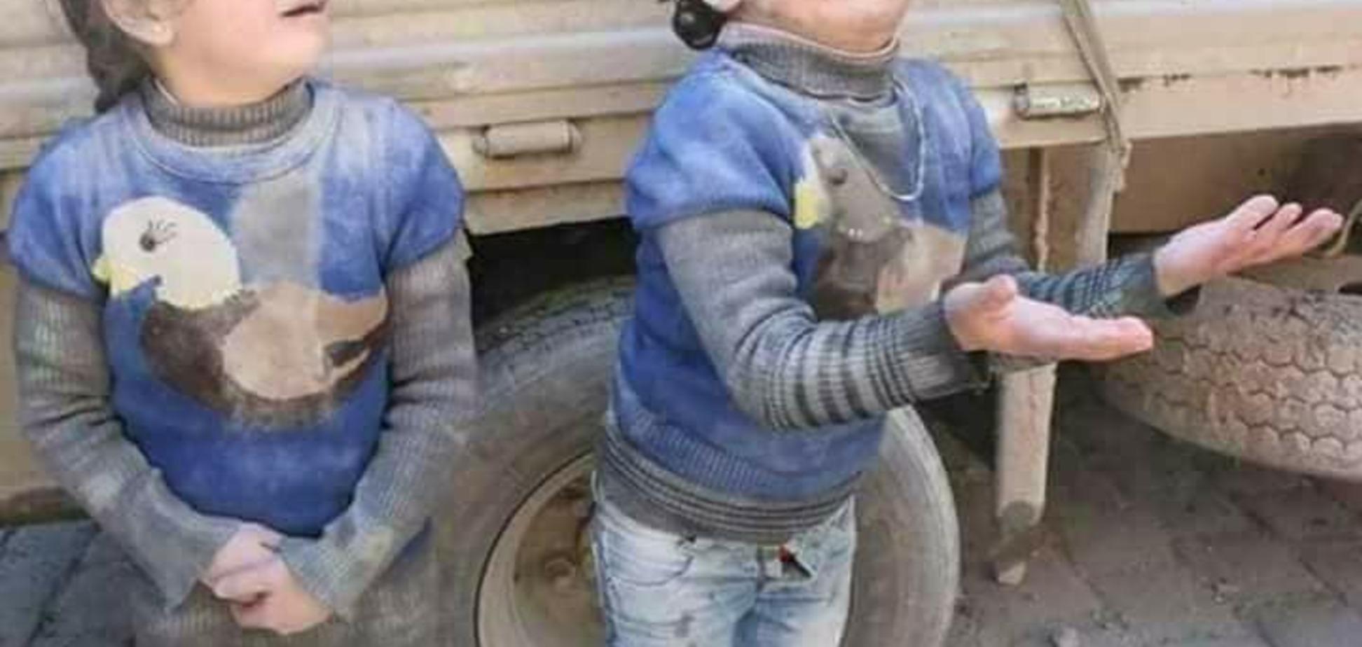 Знаєте, чому ви не сумуєте за 140 загиблими дітьми Сирії?