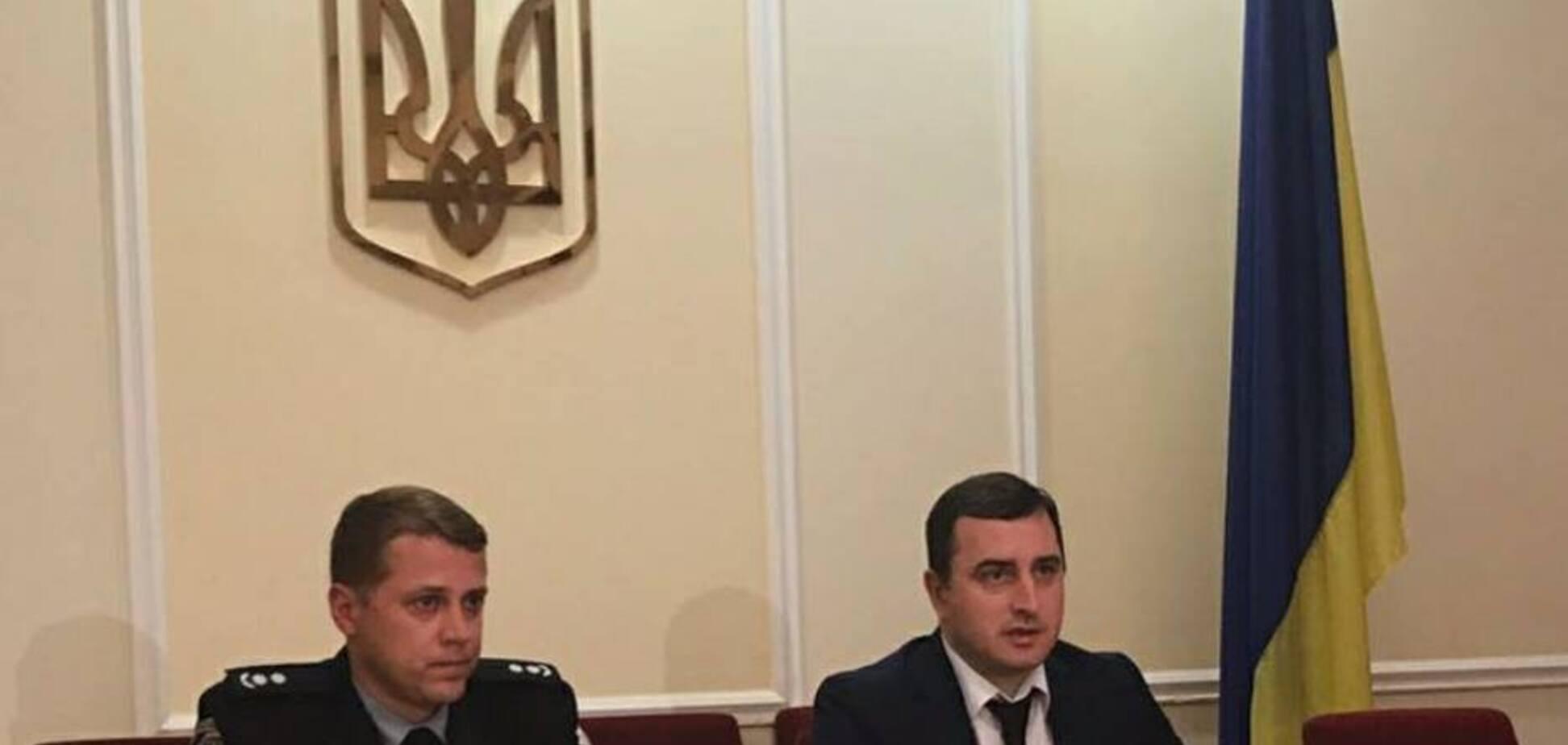 Заволоділи землею: на Київщині затримали екс-главу Держспецзв'язку та ще 6 осіб