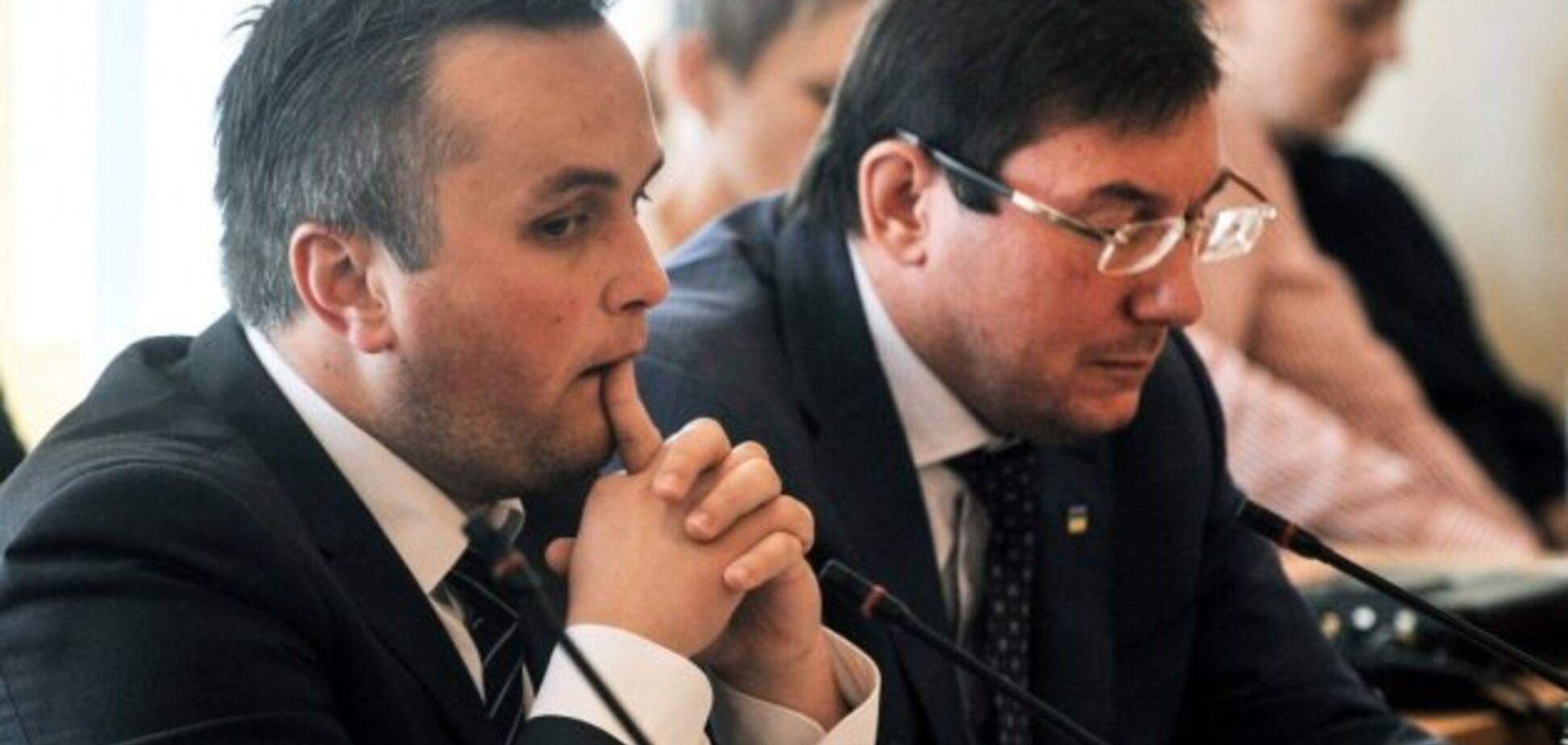 Луценко инициировал отставку Холодницкого: на чем погорел глава САП