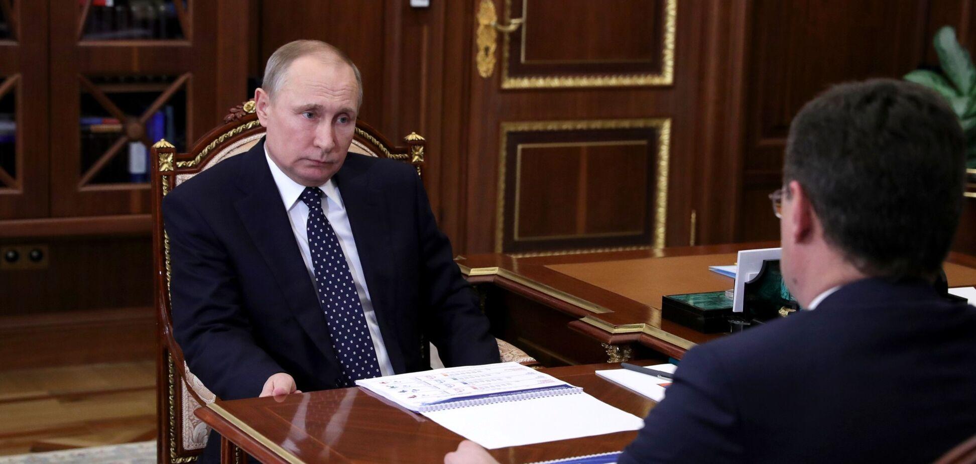 'Питання часу': озвучено плани Путіна на Донбас