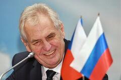 'Не убедили': чешский друг Путина 'наехал' на Великобританию из-за Скрипаля