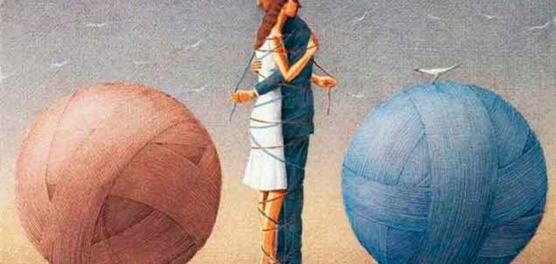 Привязанности в отношениях - это просто привычка?