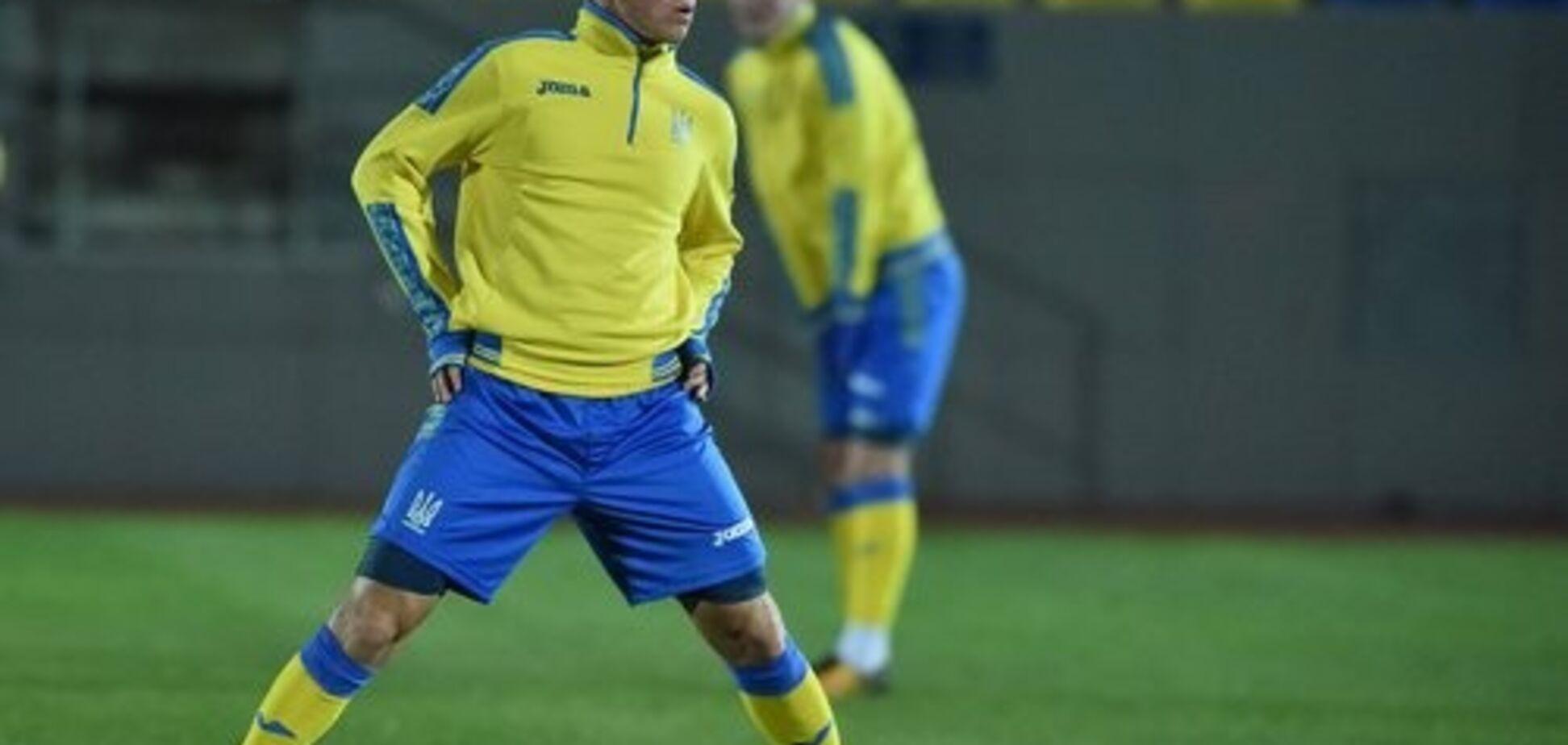 'Хабарник': капітан збірної України виступив з різкою заявою