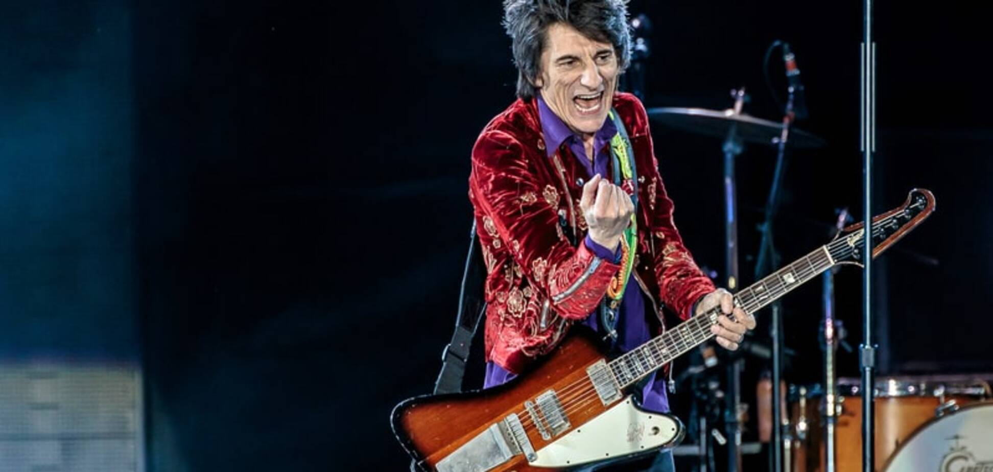 Учасник легендарних The Rolling Stones повністю переміг рак