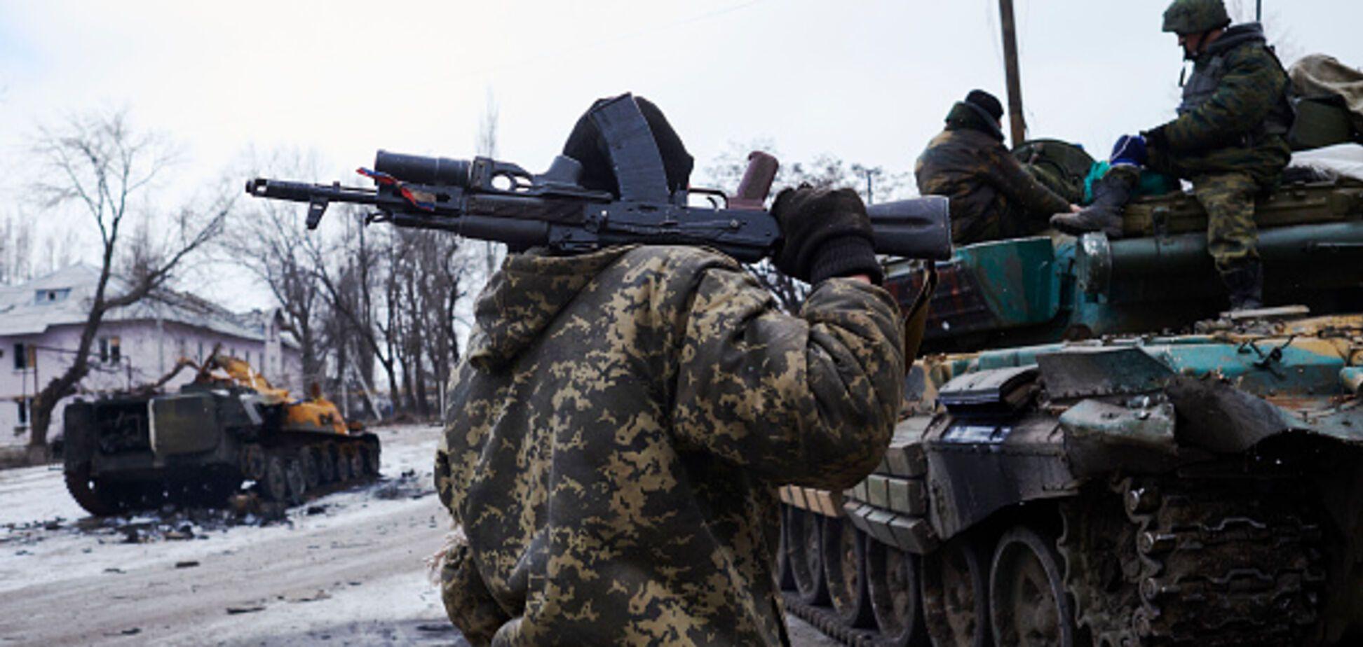 Група терористів здалася Україні: в 'ДНР' закотили істерику
