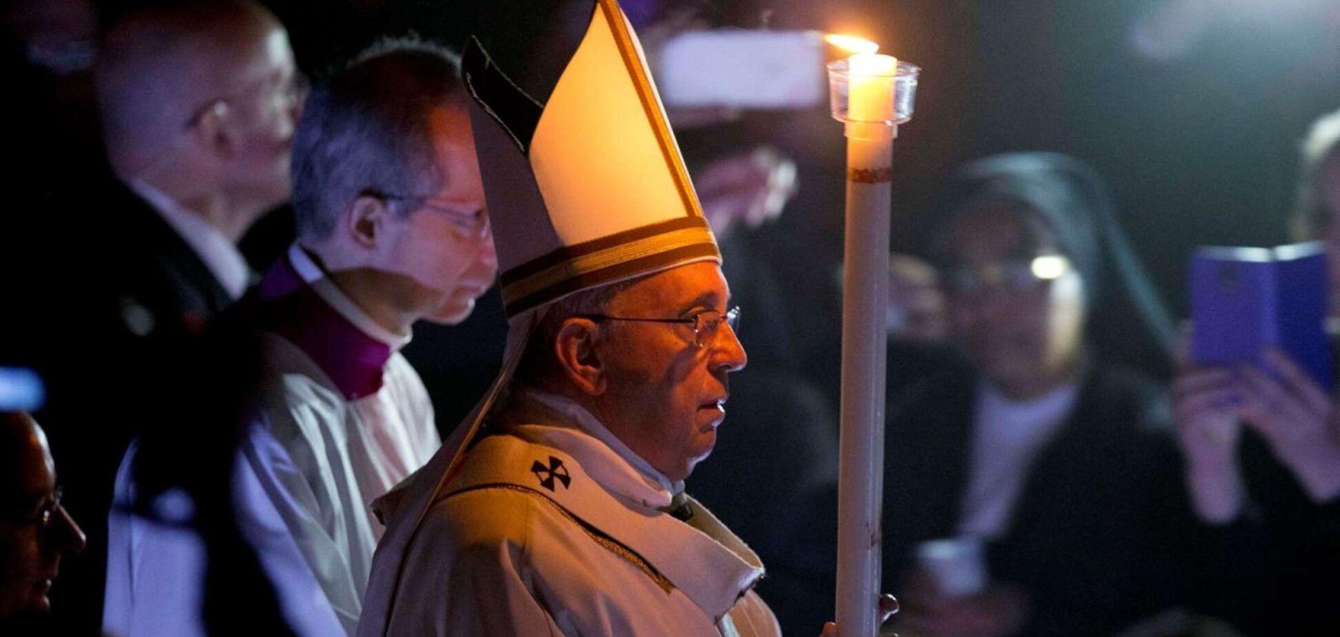 Великдень 2018 у Ватикані: як пройшло богослужіння з Папою Франциском
