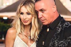 Світлана Лобода вагітна від соліста Rammstein - росЗМІ