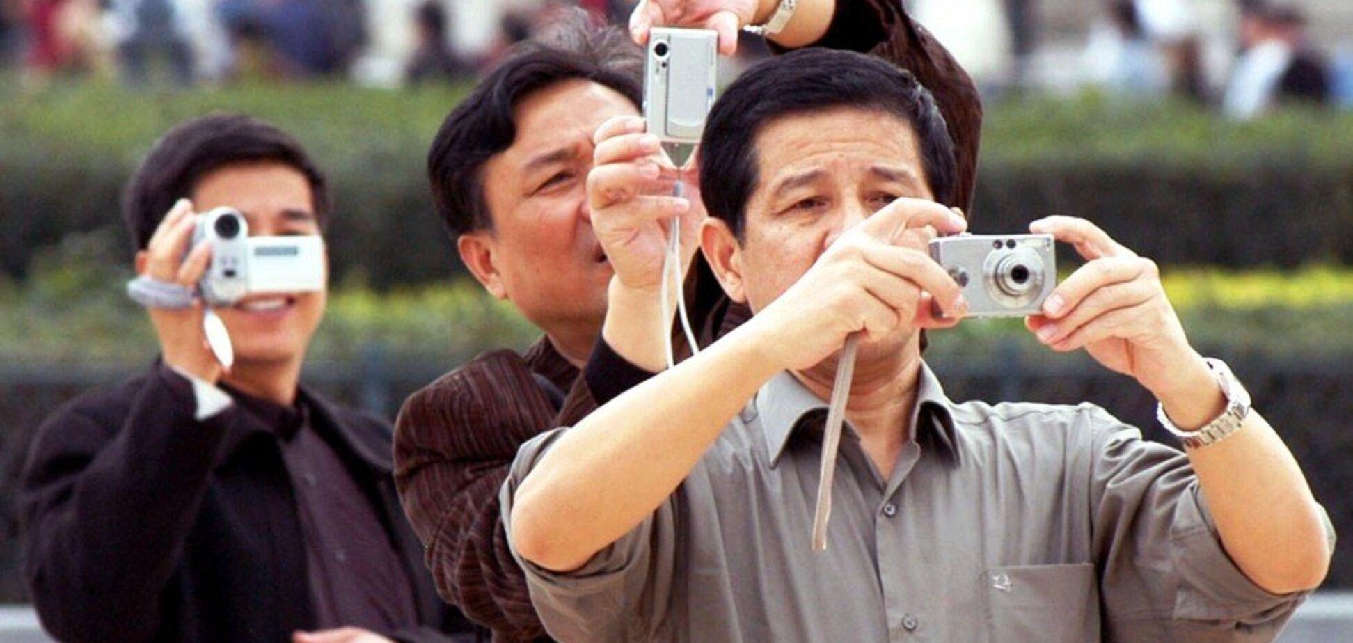 В Одессе побывало рекордное количество китайцев