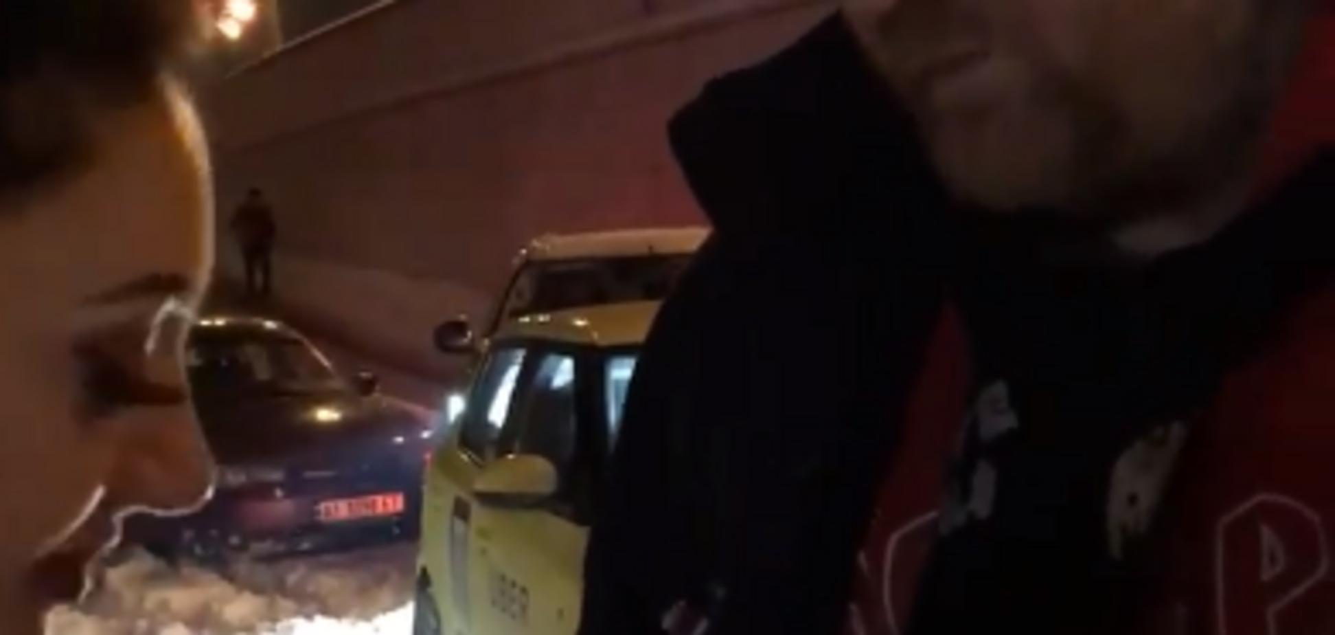 'Найду – прибью': в Киеве девушка попала в страшную историю с таксистом