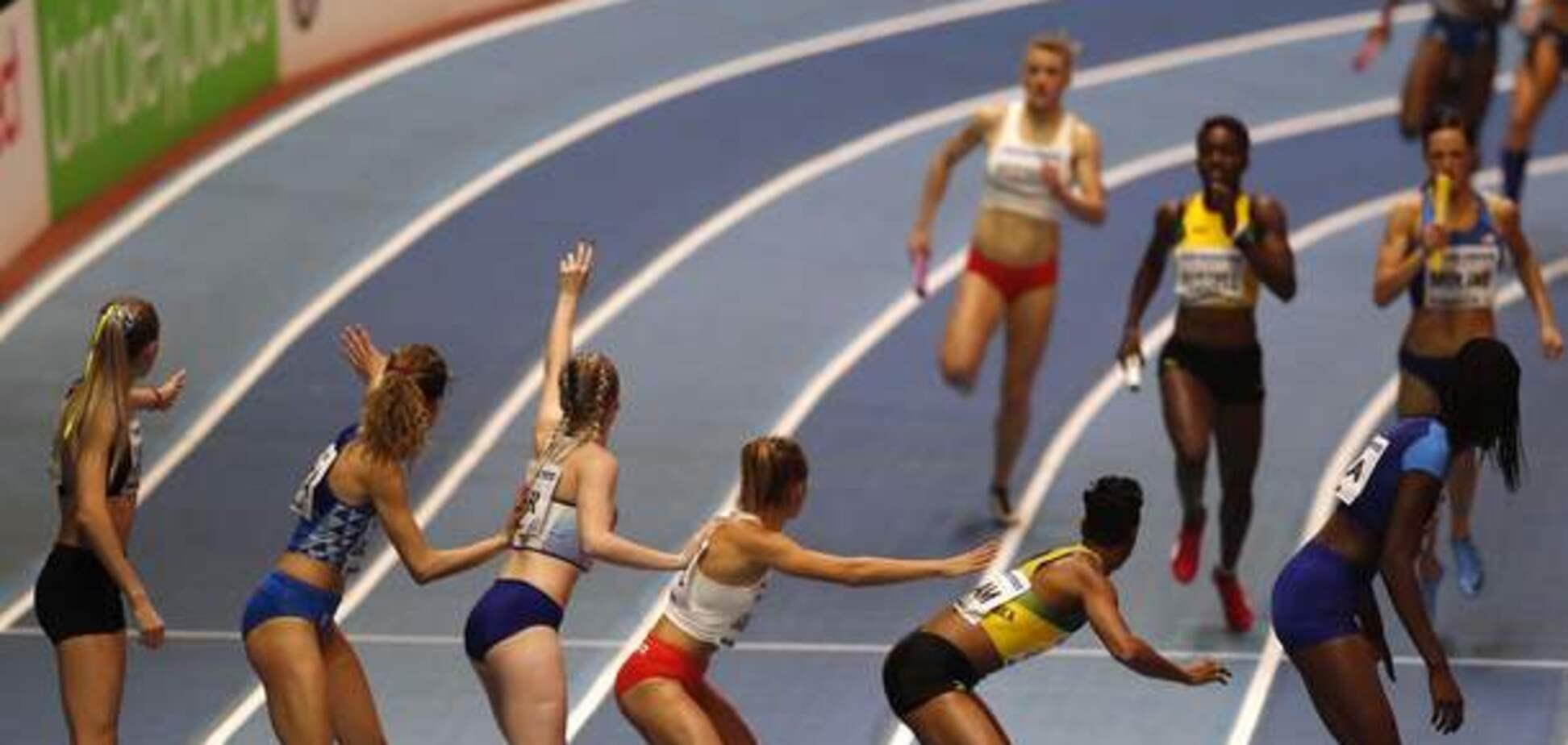 У сборной Украины отобрали медали чемпионата мира по легкой атлетике