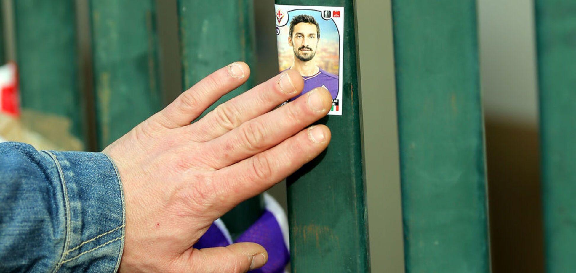 Смерть футболіста збірної Італії Давіде Асторі: прокуратура запідозрила вбивство