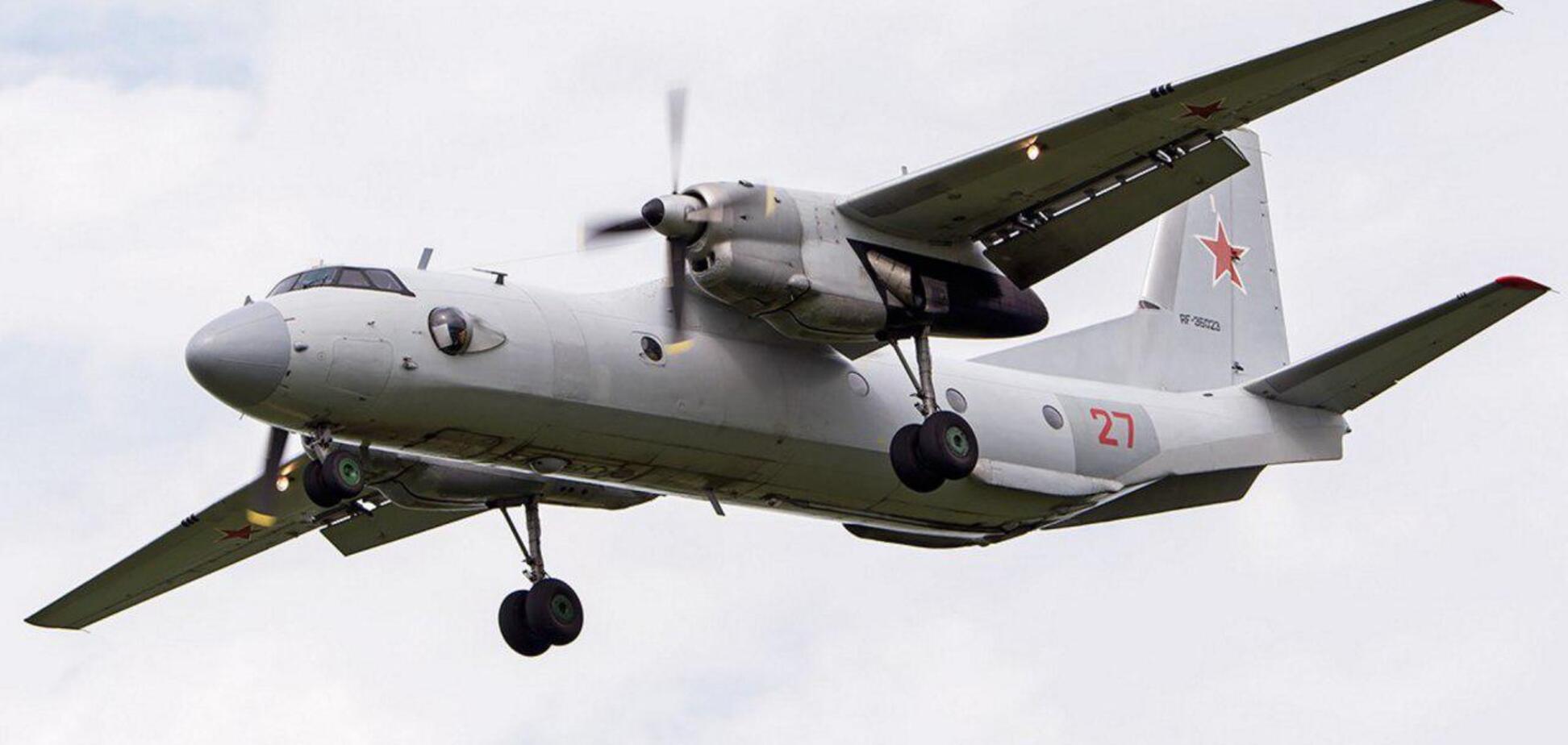 У Сирії розбився російський транспортний літак: десятки загиблих