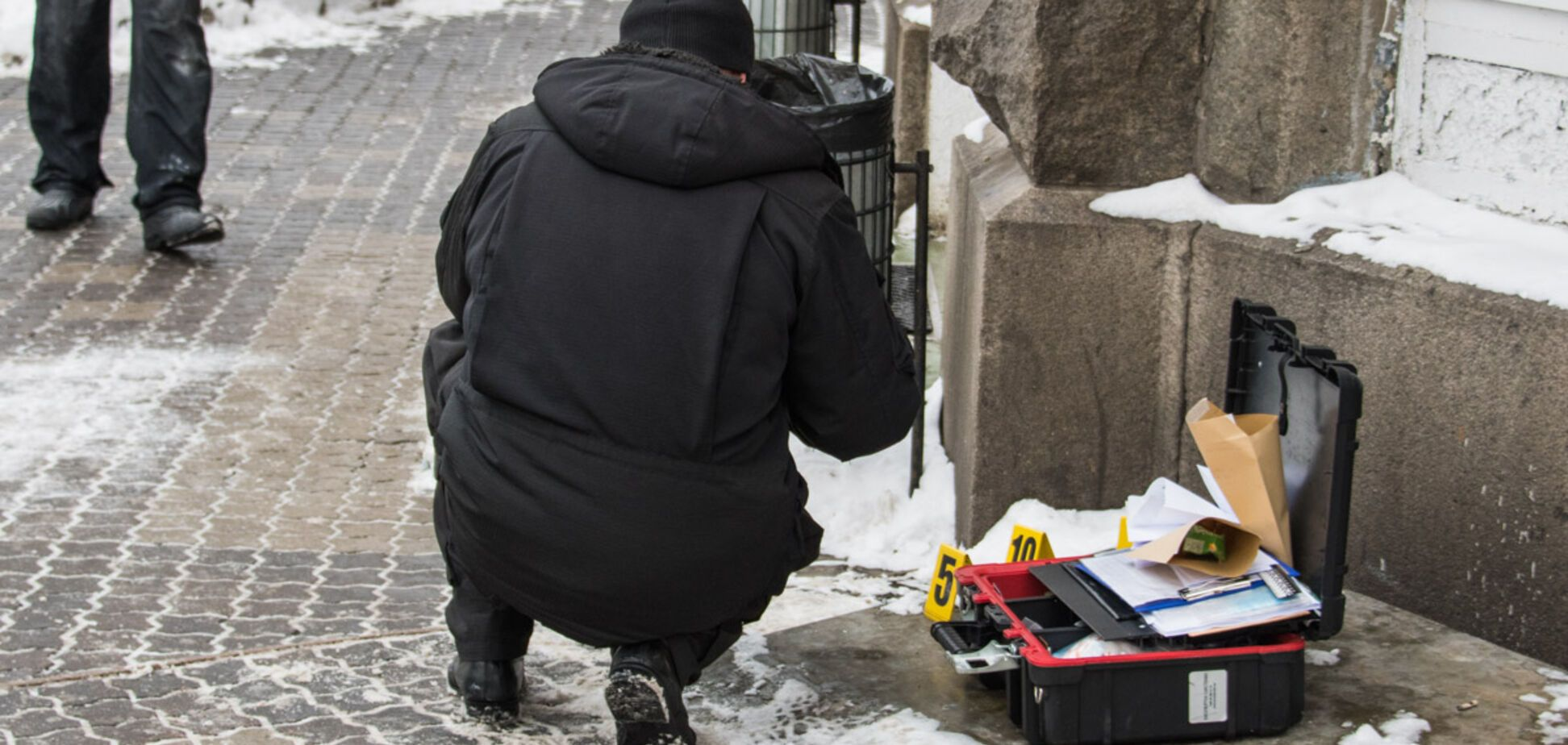 Встановлено особу вбитого в центрі Києва