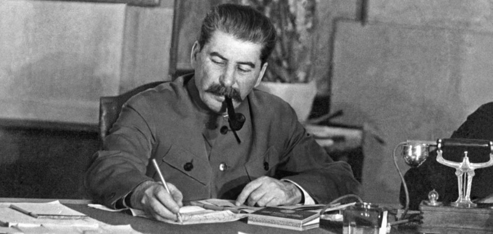 Историк напомнил об ужасных планах Сталина по Украине