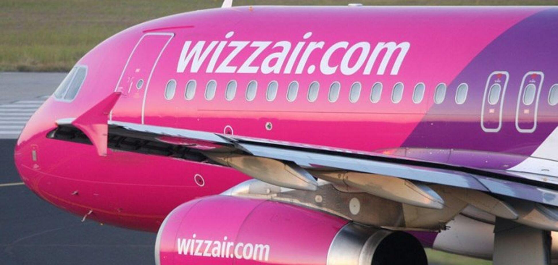 WizzAir запустит бюджетный прямой рейс Харьков – Вена