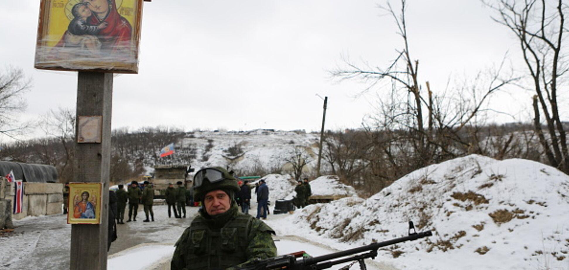 У 'ДНР' заявили про потужний вибух на лінії зіткнення