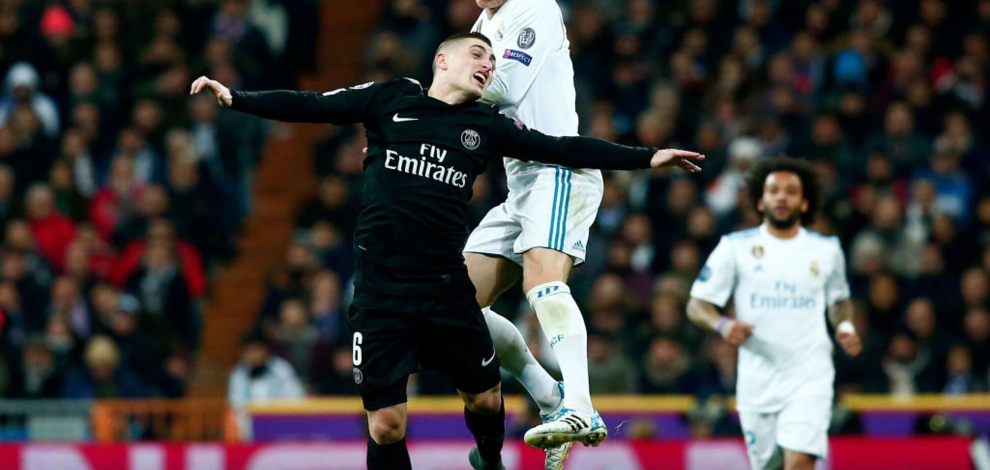 ПСЖ - Реал: онлайн-трансляція матчу