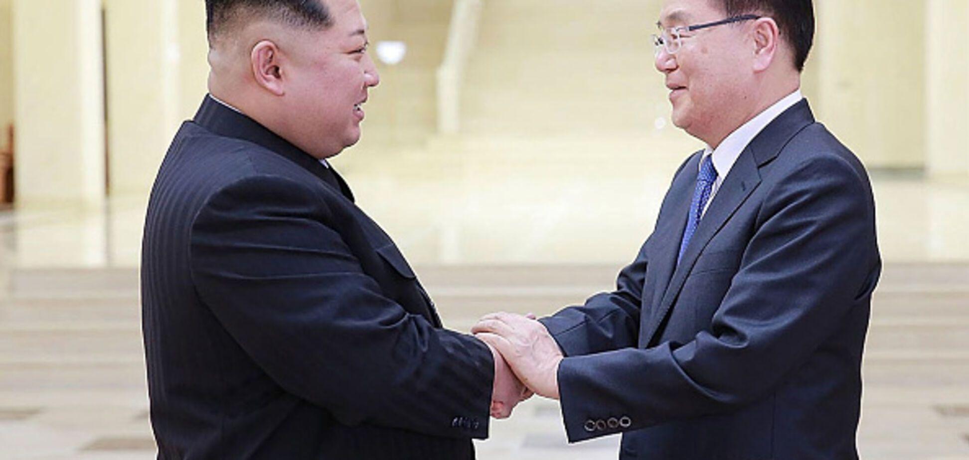 Договорились: Ким Чен Ын заявил о готовности отказаться от ядерного оружия