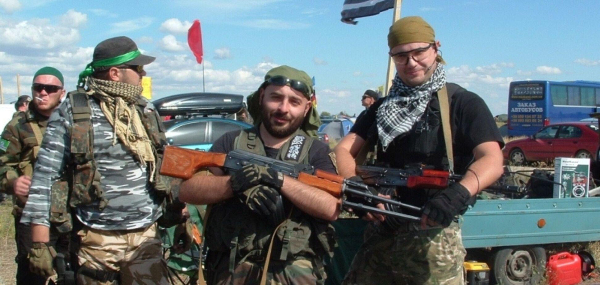В 'ЛНР' проходить передислокація терористів