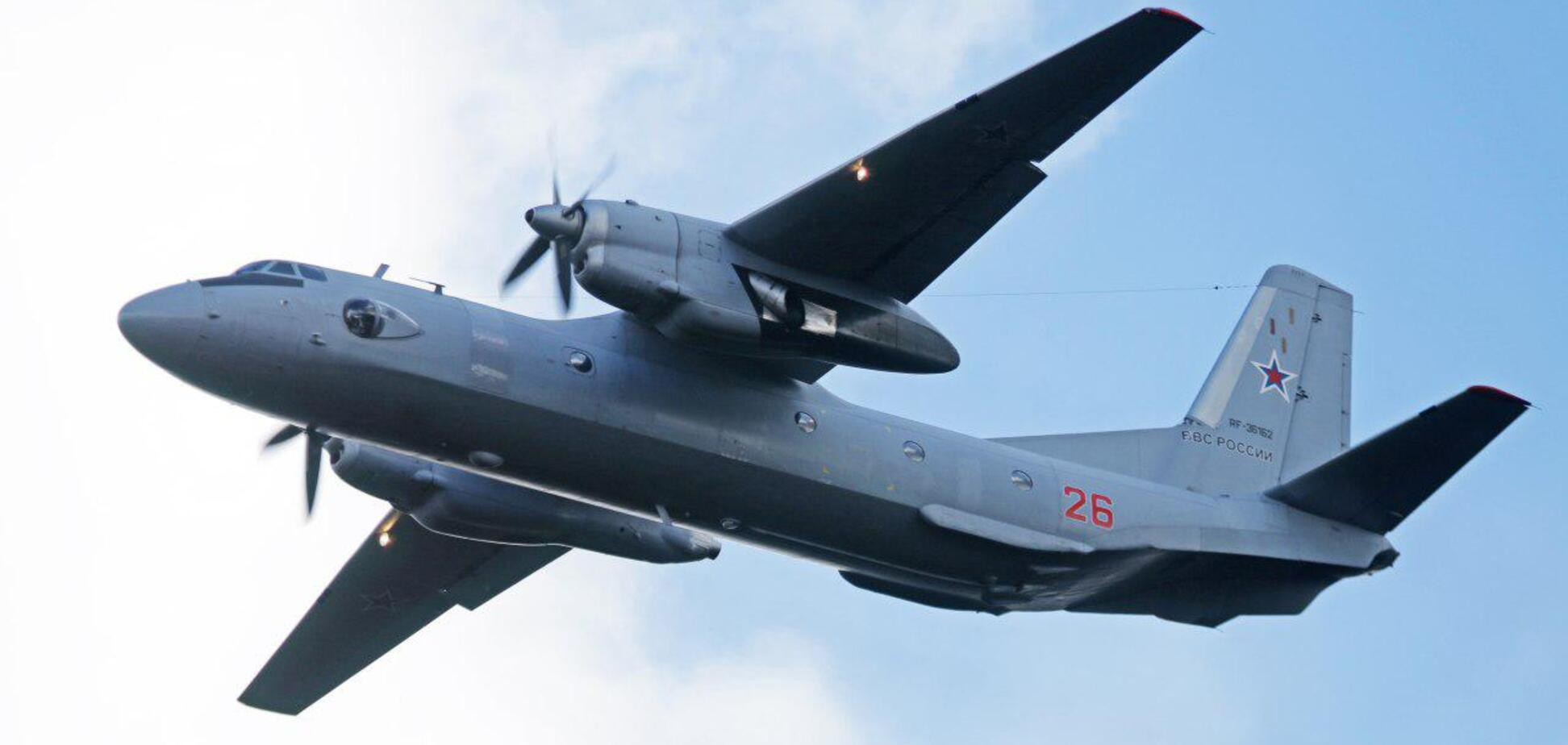 Крах російського літака в Сирії: з'явилися нові подробиці