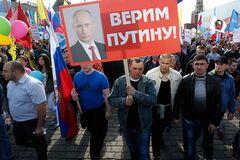 Письма из России: вопрос о Крыме и Донбассе решен. Обсуждать нечего