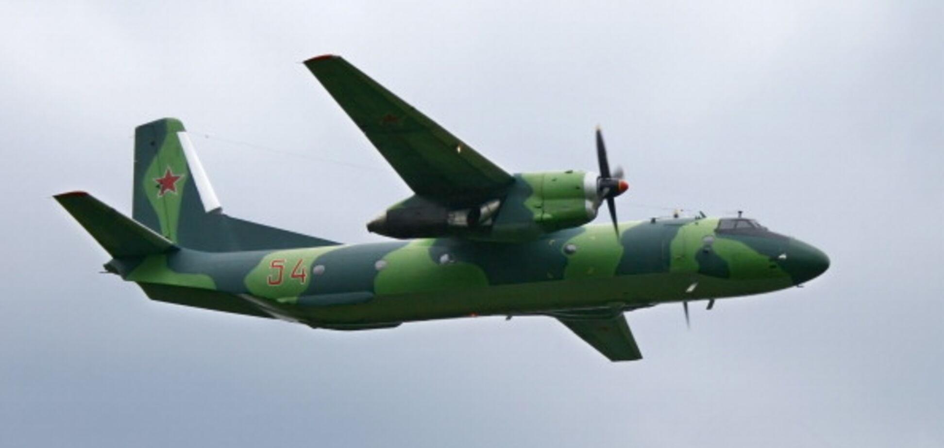 Створена реконструкція падіння російського Ан-26 в Сирії