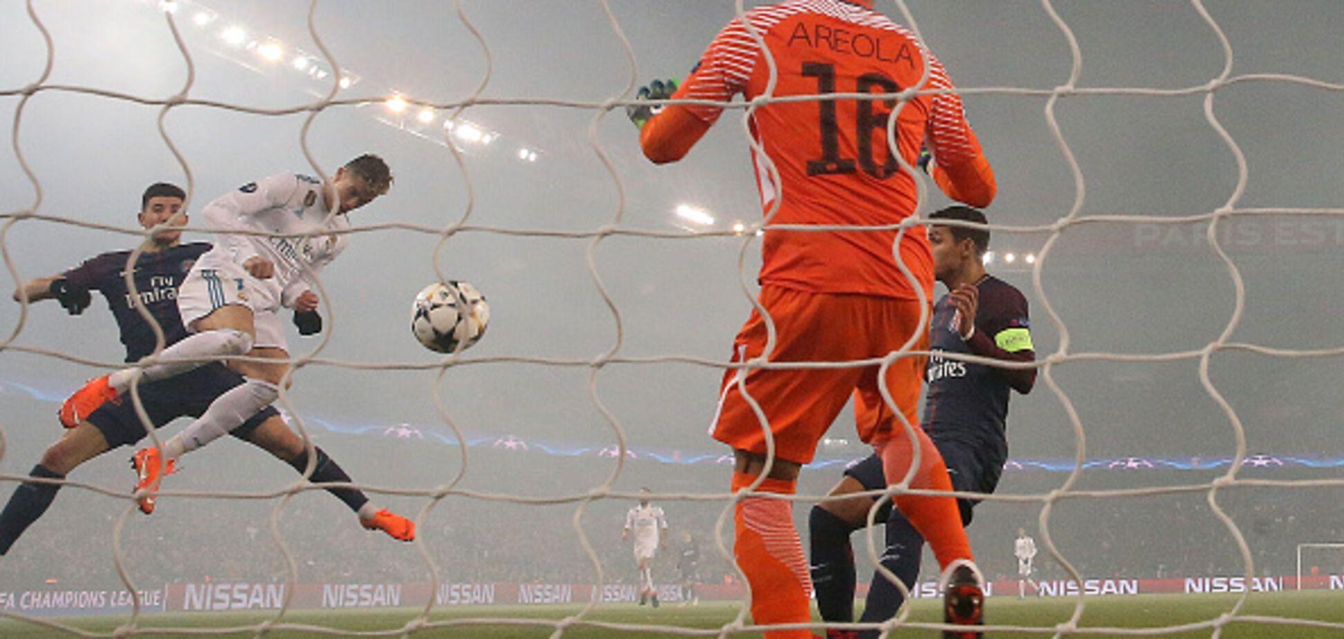 Роналду покорилось историческое достижение Лиги чемпионов