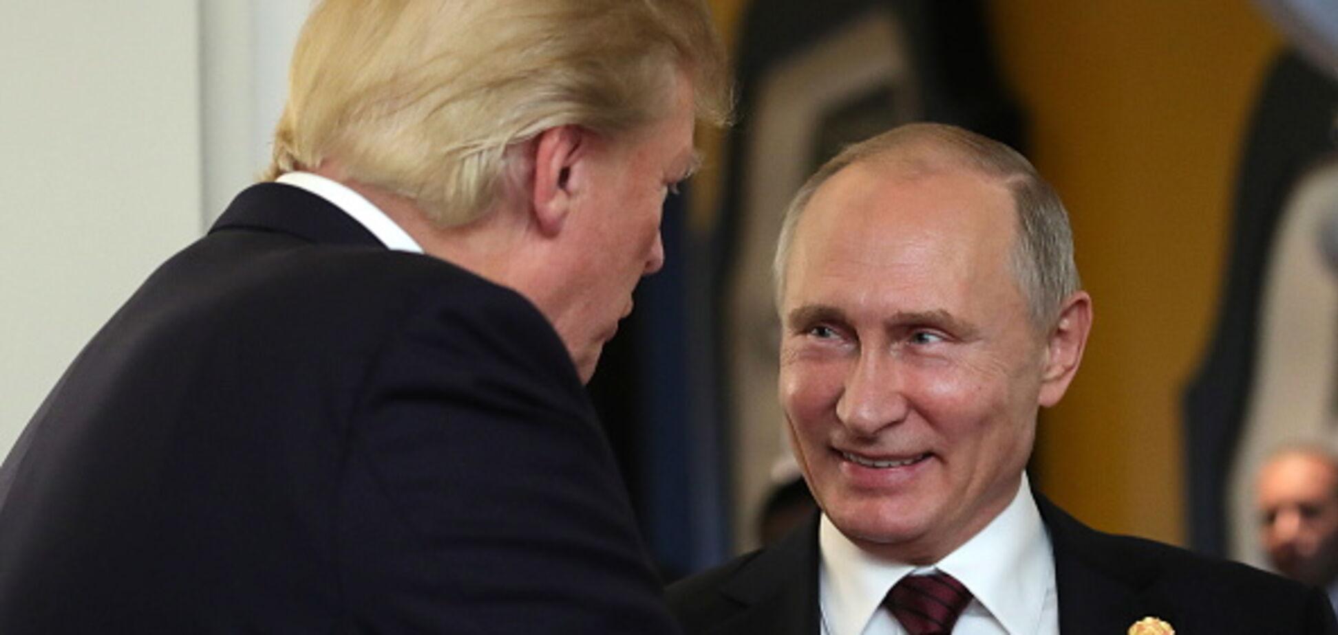 'Произвел впечатление': Путин признался, как относится к Трампу