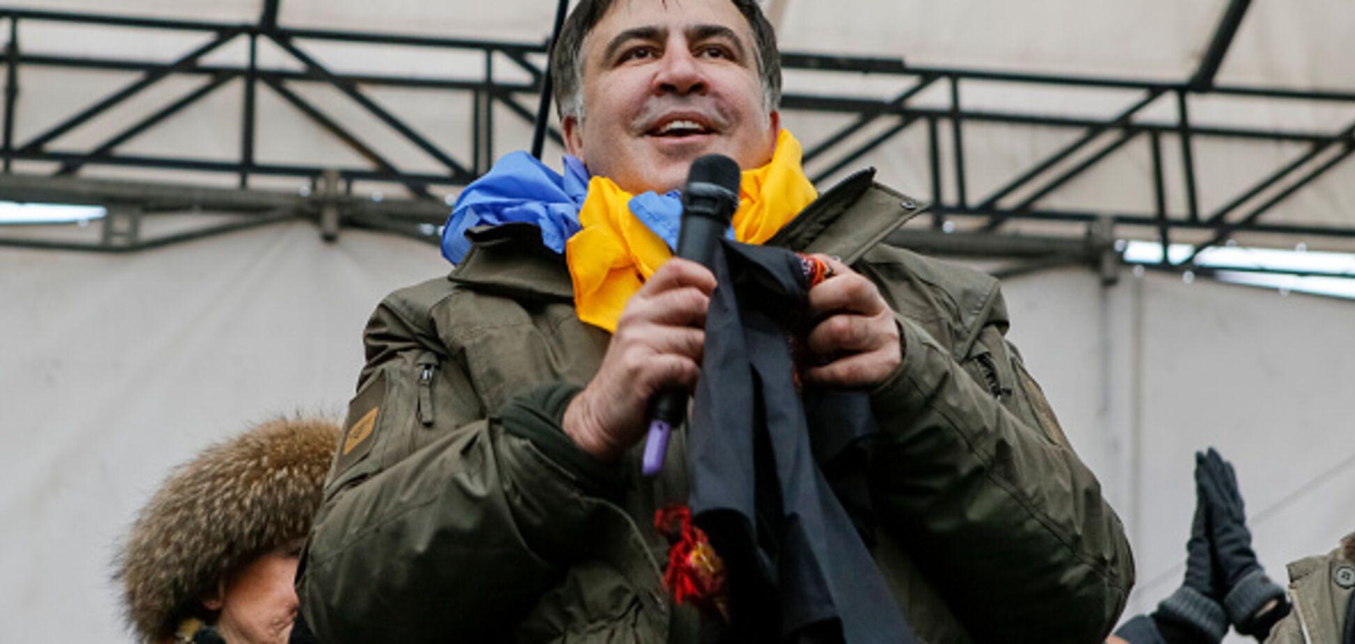 'Остался долг': Саакашвили собрался вернуться в Одессу