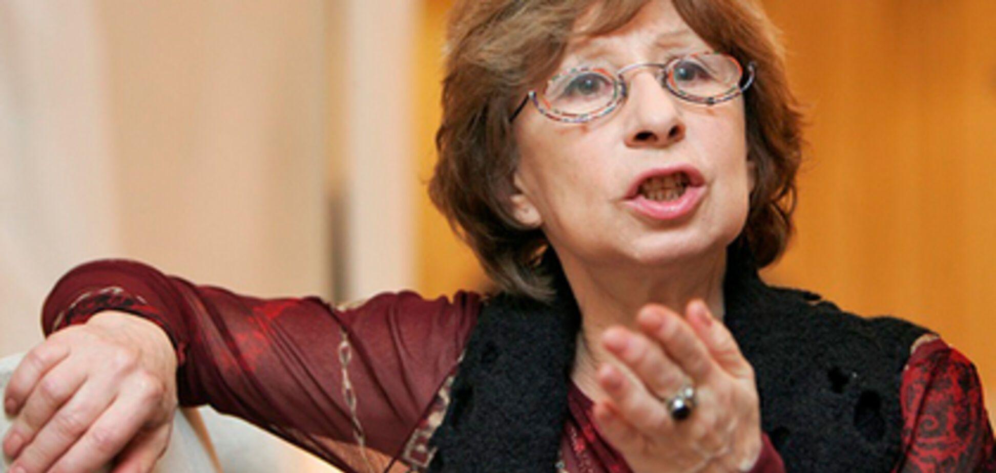 Ахеджакова об отказе ехать в Украину: Одесса - это отдельная страна