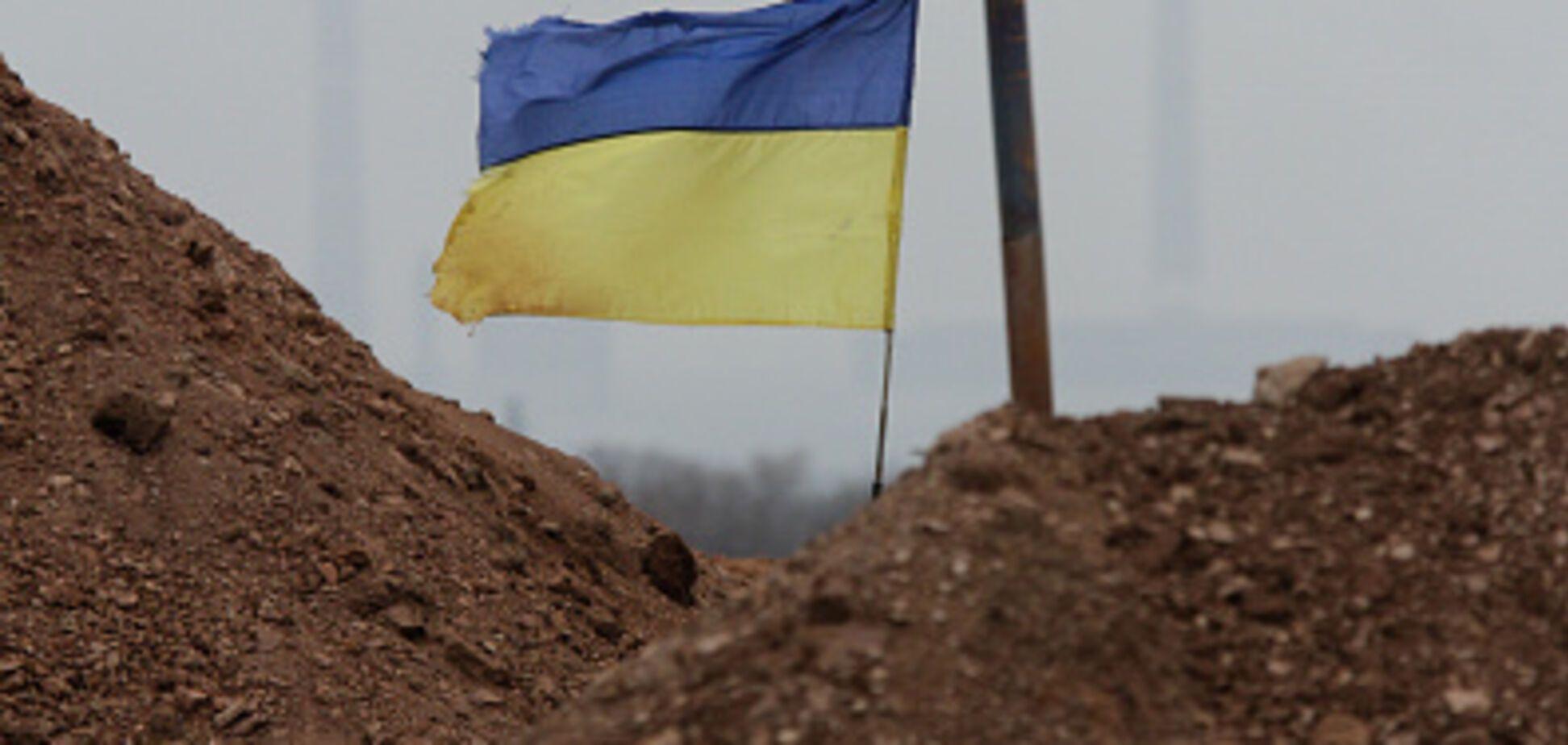 Терористи поранили бійця ЗСУ під Донецьком