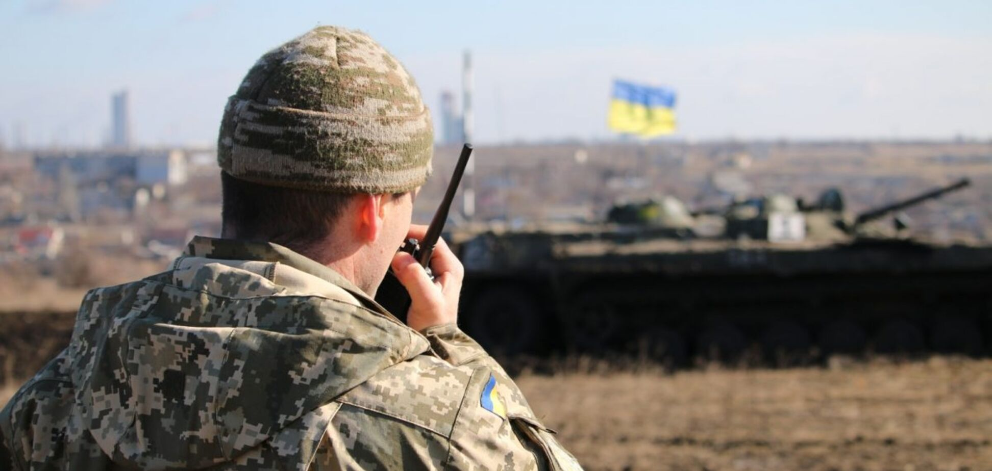 Террористы напали на силы ВСУ на Донбассе