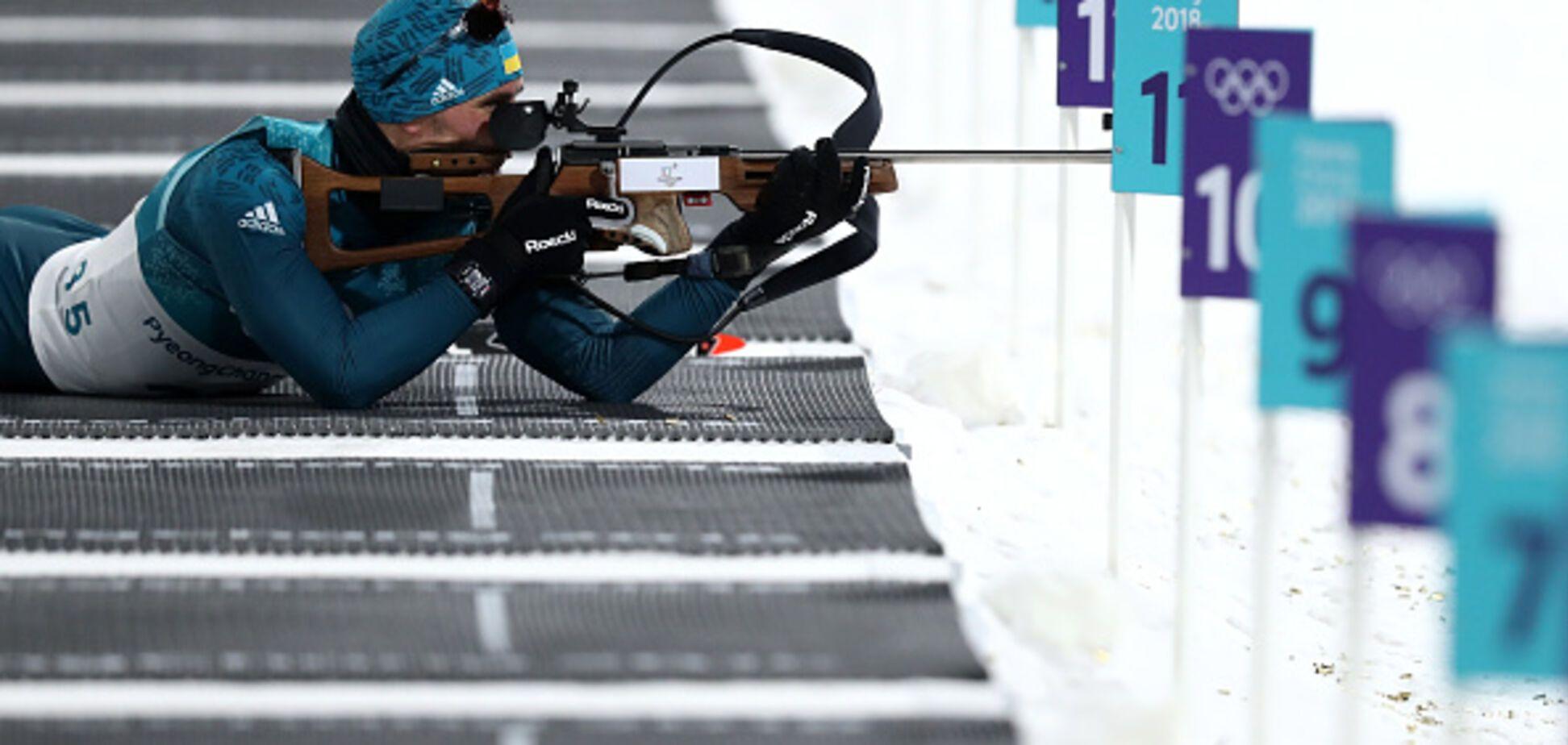 На Кубку світу з біатлону завершився чоловічий спринт: результат збірної України